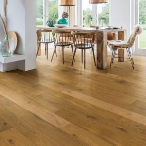 Castello engineered oak floor, Barrel Brown Oak Oiled