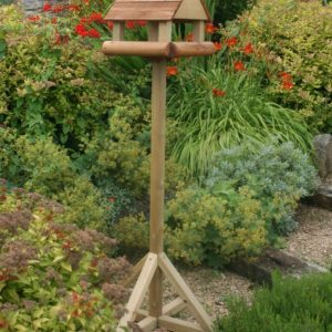 New for 2019 the Raglan Bird Table