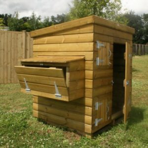 Chicken House from the Hutton Animal Care range