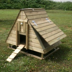 Animal Care includes Hutton Duck House is sturdy and practical