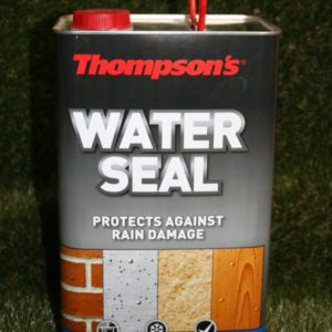 Thompsons Water Seal, make sure you buy the one that shows four substrates on the tin - brick, stone, concrete and wood