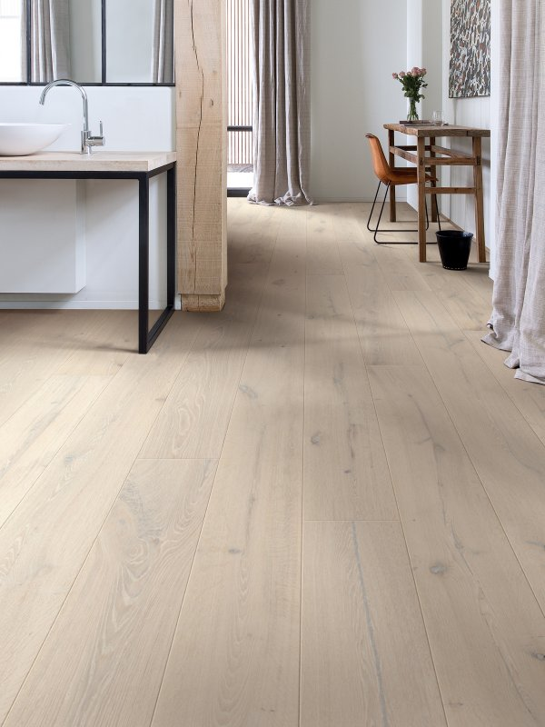 Everest White Oak Extra Matt Quick Step Floor Devon And Uk