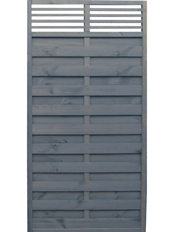 Sorrento Fence Panels Contemporary Fence Free Delivery