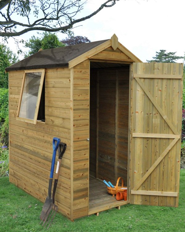 Tanalised Sheds Online Shop