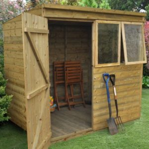 Premium 7x5 Shed