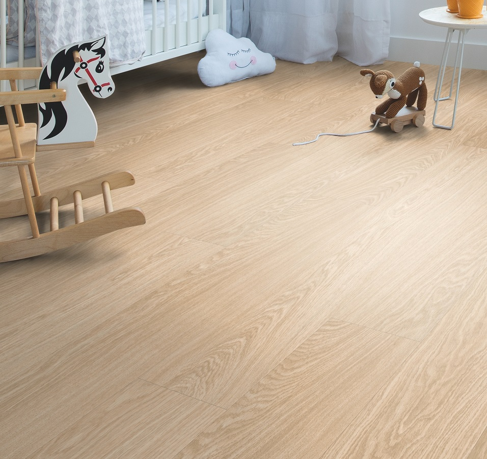 Pure Oak Blush From Quick Step Uk Delivery Vinyl Flooring In Devon