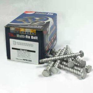 TIMco Concrete Multi-Fix Bolts
