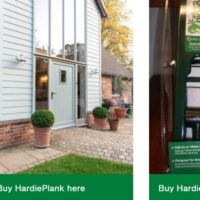 Buy your James Hardie Cladding online