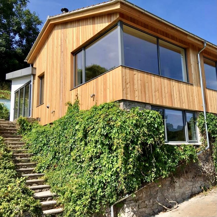Siberian Larch Cladding now in stock